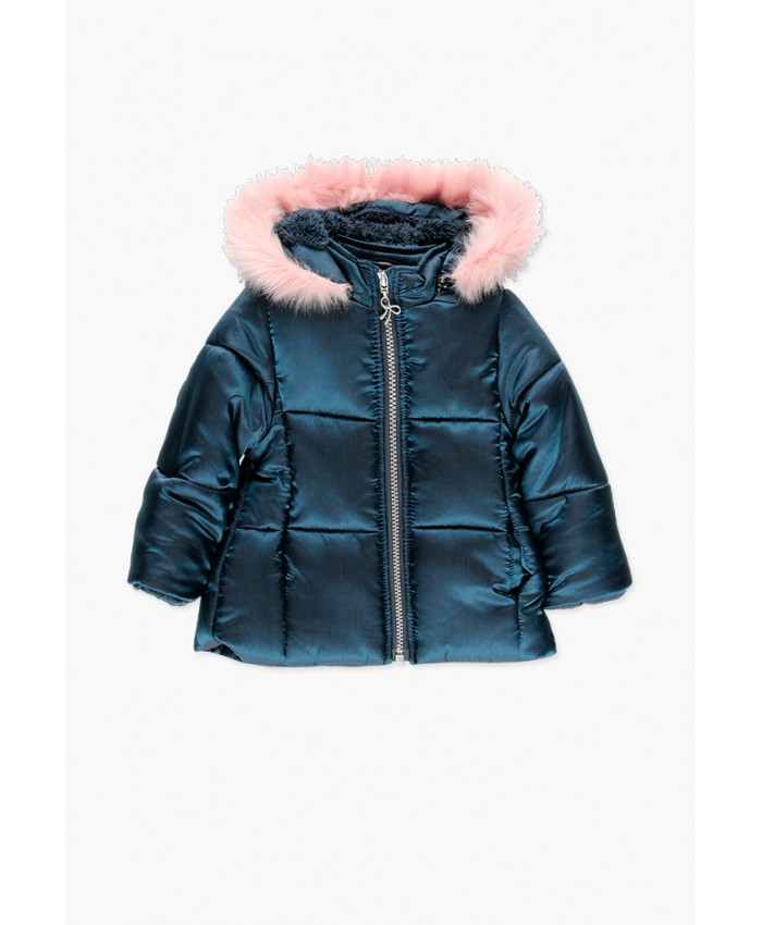Boboli Meisjes Winter jacket navy